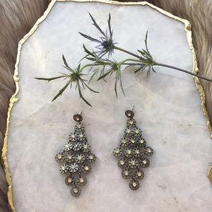 Chandelier Earrings by Express